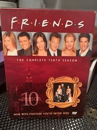 The Complete Series of The Complete Series DVD case Laval, H7T 3C1