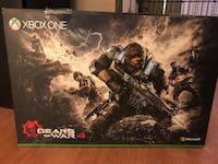 Gears of war xbox one s 2tb. comes only with power cord