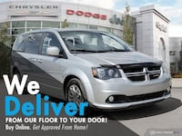 2014 Dodge Grand Caravan R/T | Garmin Navigation | Dual DVD/Blu-Ray Enterta Edmonton