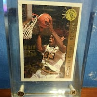 Autographed Shaquille O'neil Howey-in-the-Hills, 34737