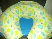 blue and green nursing pillow South Bend, 46628