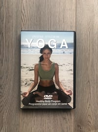 YOGA - Healthy Body Program DVD Markham, L6B 1N4