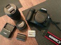 CANON DSLR 7D Great condition  with 2 lenses and more! Los Angeles, 90035
