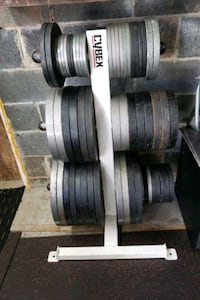 Weights 1025 Lbs weight tree included Woodbridge Township, 07095