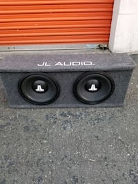 Jl 10 inch subs in box Surrey, V3X 0C4