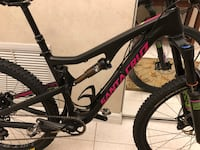 black and red full-suspension mountain bike Lake Worth, 33467