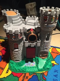 Vintage Fisher Price Castle Fairfax Station, 22039