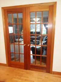 French doors in great shape remodeling  and got to Dartmouth, B2X 3G9