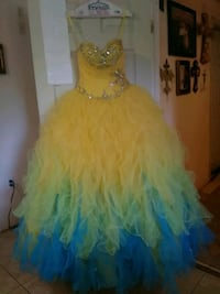 Quince Dress size 8 Pharr, 78577