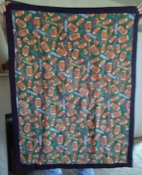 Hand crafted baby quilt Stratford