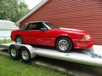 Ford - mustang - 1992