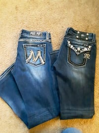 MISS ME JEANS SIZE 29 AND 30 Des Moines, 50315