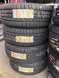 New Tire 235-60-16 Free Mount & Balance Nashville, 37211
