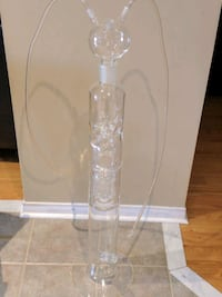 Multi Hose Crystal Glass Hookah Mississauga, L5N 8K8