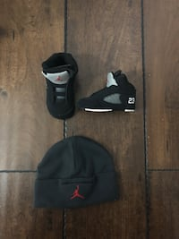 Baby Jordan Shoes Size 3C Burnaby, V3N 0A8