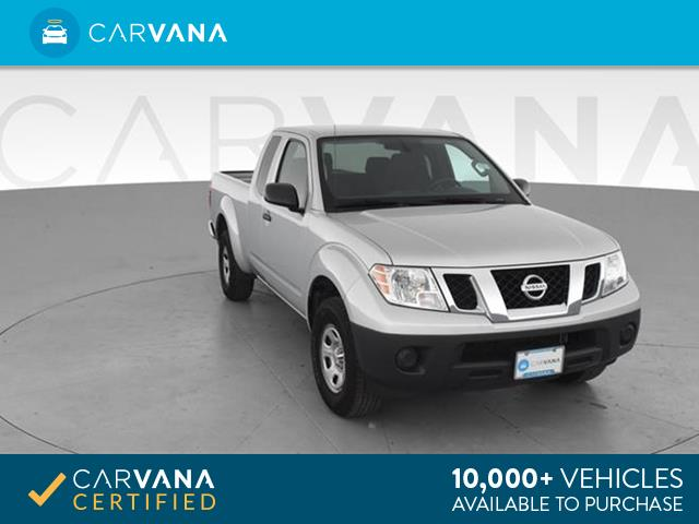 Photo 2017 Nissan Frontier King Cab pickup S Pickup 2D 6 ft Silver <br
