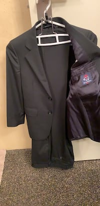 Black size 12 Brooks Brothers Suit Vancouver, V6G 2Y2