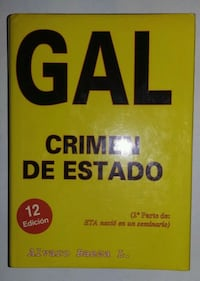 Gal crimen de estado 6083 km