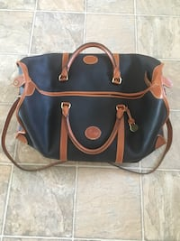 Dooney and Bourke Leather Duffle Bag
