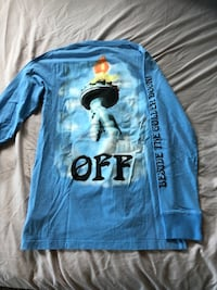 Off-White Statue of Liberty Long Sleeve