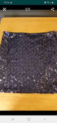 Sequin Skirt  Medium