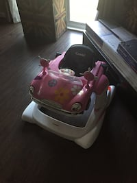 pink and white ride on toy car Locust Grove, 22508