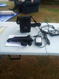 portable oxygen machine with power pack  must go i