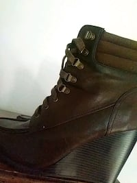Women (brown) leather Boots Stockton, 95207
