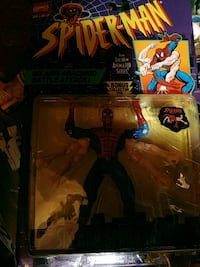 Marvel Spider-Man action figure pack 548 km