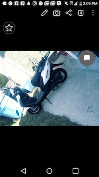 50cc moped with 2 stroke clutch performance cdi starts up runs perfect Virginia Beach, 23455