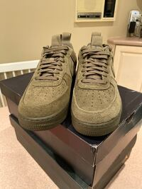 Air Force1 olive green (8.5) Beaconsfield, H9W 2M3