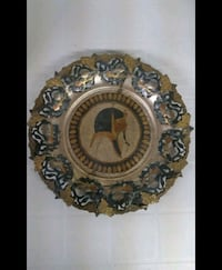 Egyptian Hanging Plate  * Collectible  *