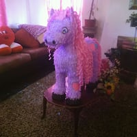 purple and pink unicorn pinata Fontana, 92335