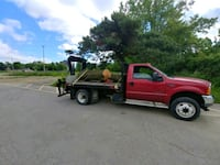 We move logs from around your house.price ???? Toronto, M3M