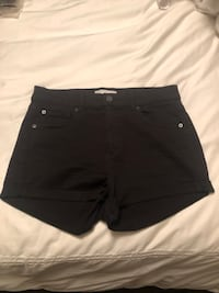 Garage Retro High Rise Shorts - Black Toronto, M9W 4H4