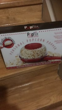 Pop corn maker new in box  Brampton, L6P 1B5
