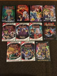 YuGiOh and Beyblade DVD