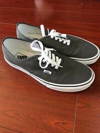 Men's Grey Vans San Diego, 92105