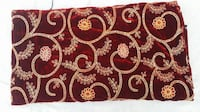 Handmade Embroidery Double Bed Sheet ISLAMABAD