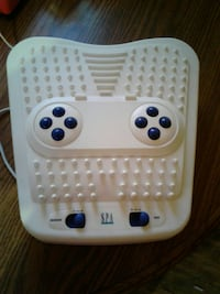 white and blue Spa foot massager Lorain, 44052