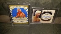 Wwe's Ric Flair signed cards (FIRM PRICE) Toronto, M1L 2T3