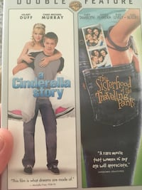 Double Feature: A Cinderella Story and Sisterhood of the Traveling Pants Muncie, 47304