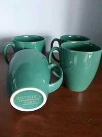 Mugs Corelle 4pc Burlington, L7S 1E8