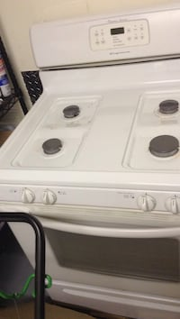 13 year old gas stove works perfect just wanted to upgrade
