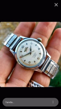 Kurmalı Vintage Enicar Dress Watch