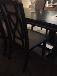 Very high end extremely grand kitchen table and chairs  Las Vegas, 89113