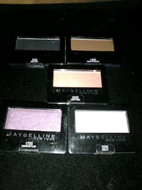 new eye shadow $3 each or 2 for $5 Commerce City, 80022