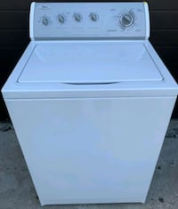 Whirlpool large capacity washer, 12 month warranty Richmond Hill, L4C 3G2