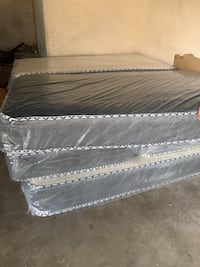 Mattress and box spring available all sizes and delivery  Western Springs, 60558