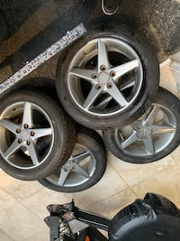Acura Rsx wheels and tires  Innisfil